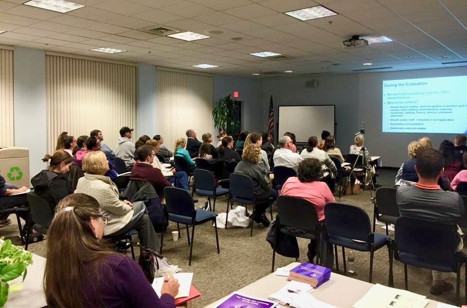 Training & Workshops for Parents, Educators, and Community Groups