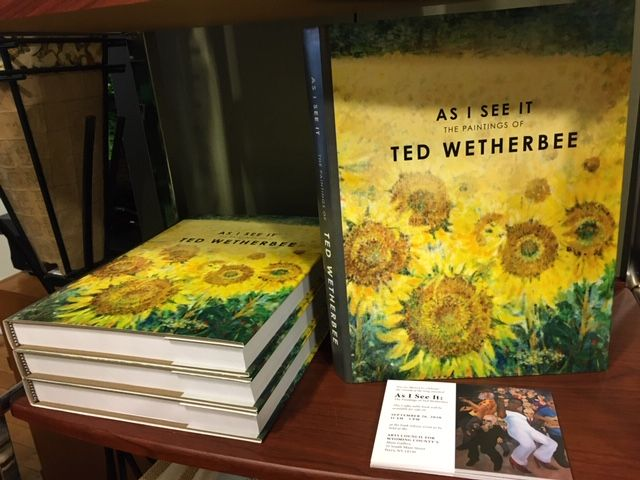 Interview with Ted Wetherbee