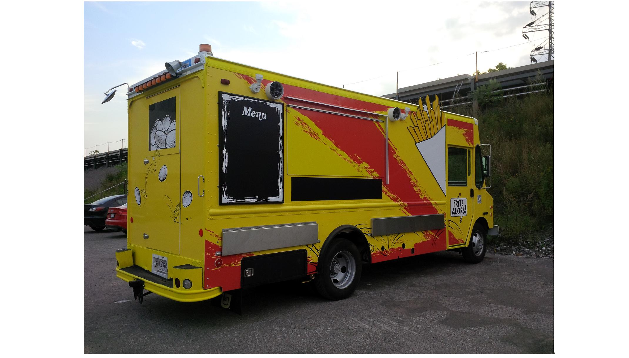 Frite Alors Food Truck