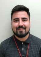 Albert Pedroza, Program Assistant