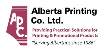 Alberta Printing Co Ltd Logo