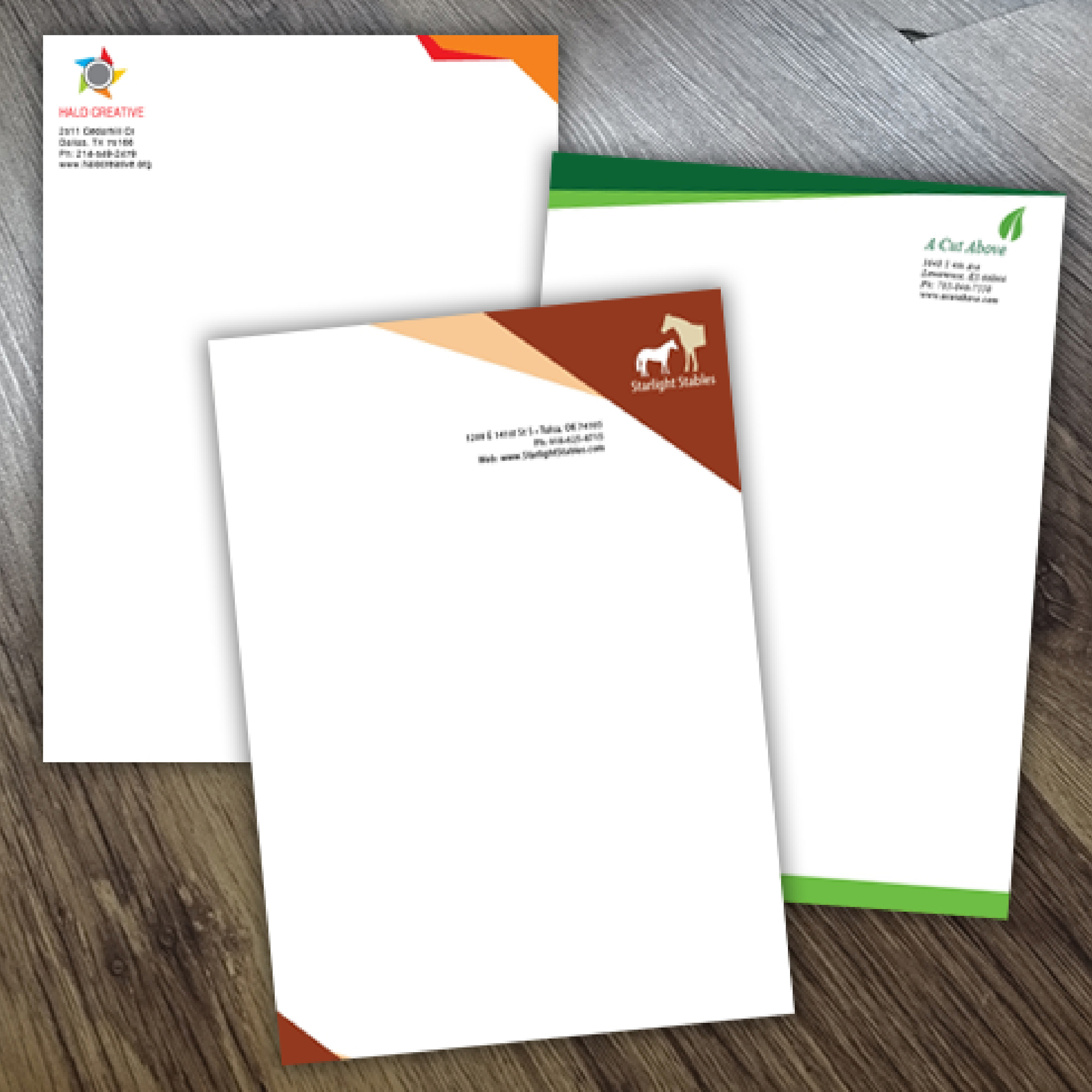 Letterhead | Business | Political | Union