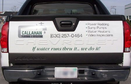 Callahan tailgate