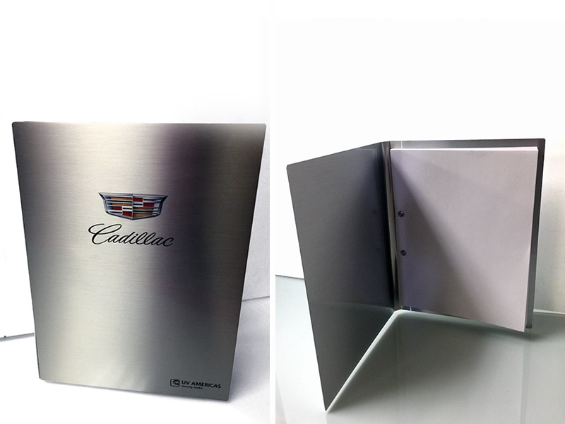 Custom Design Binder
