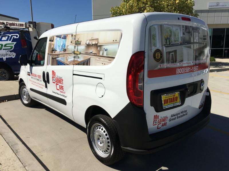 Low-Cost Commercial Van Graphics Anaheim CA