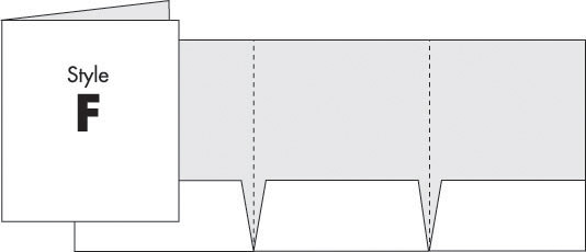 Three Panel Pocket Folder