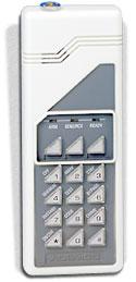 Wireless Keypad Remote - Bi-Directional