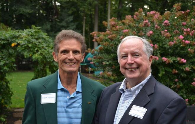 Tom Cusimano, Steve McCabe (BSA)