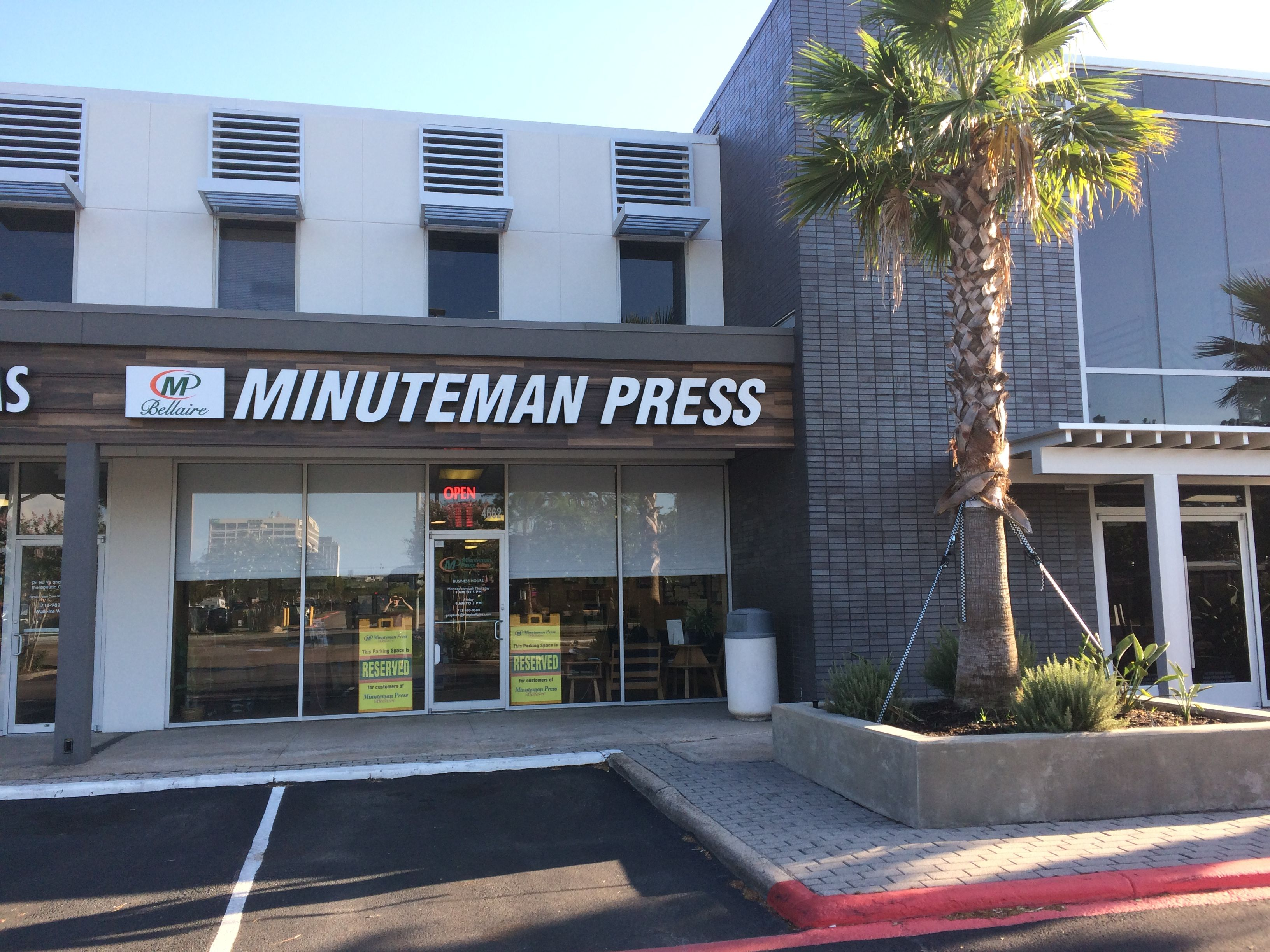 Minuteman Press Bellaire
