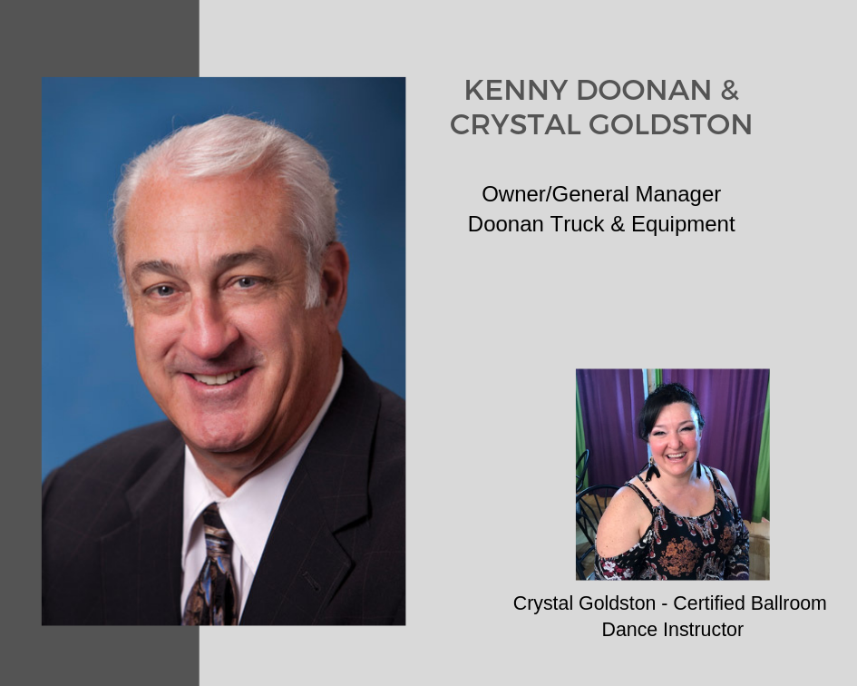 Kenny Doonan / Crystal Goldston