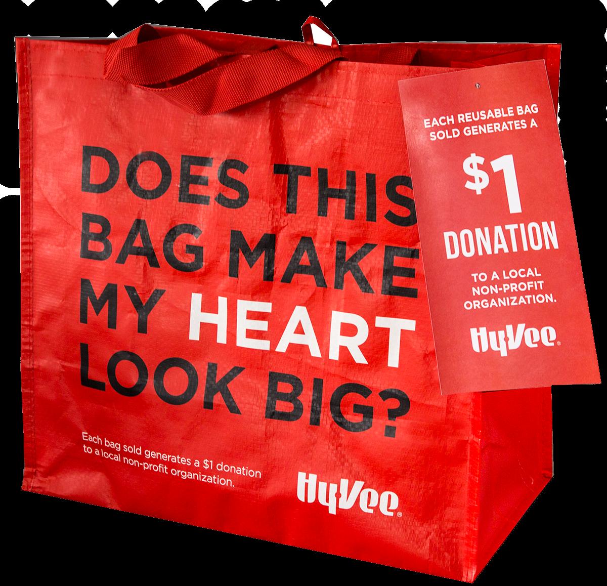 Hy-Vee Bags 4 My Cause