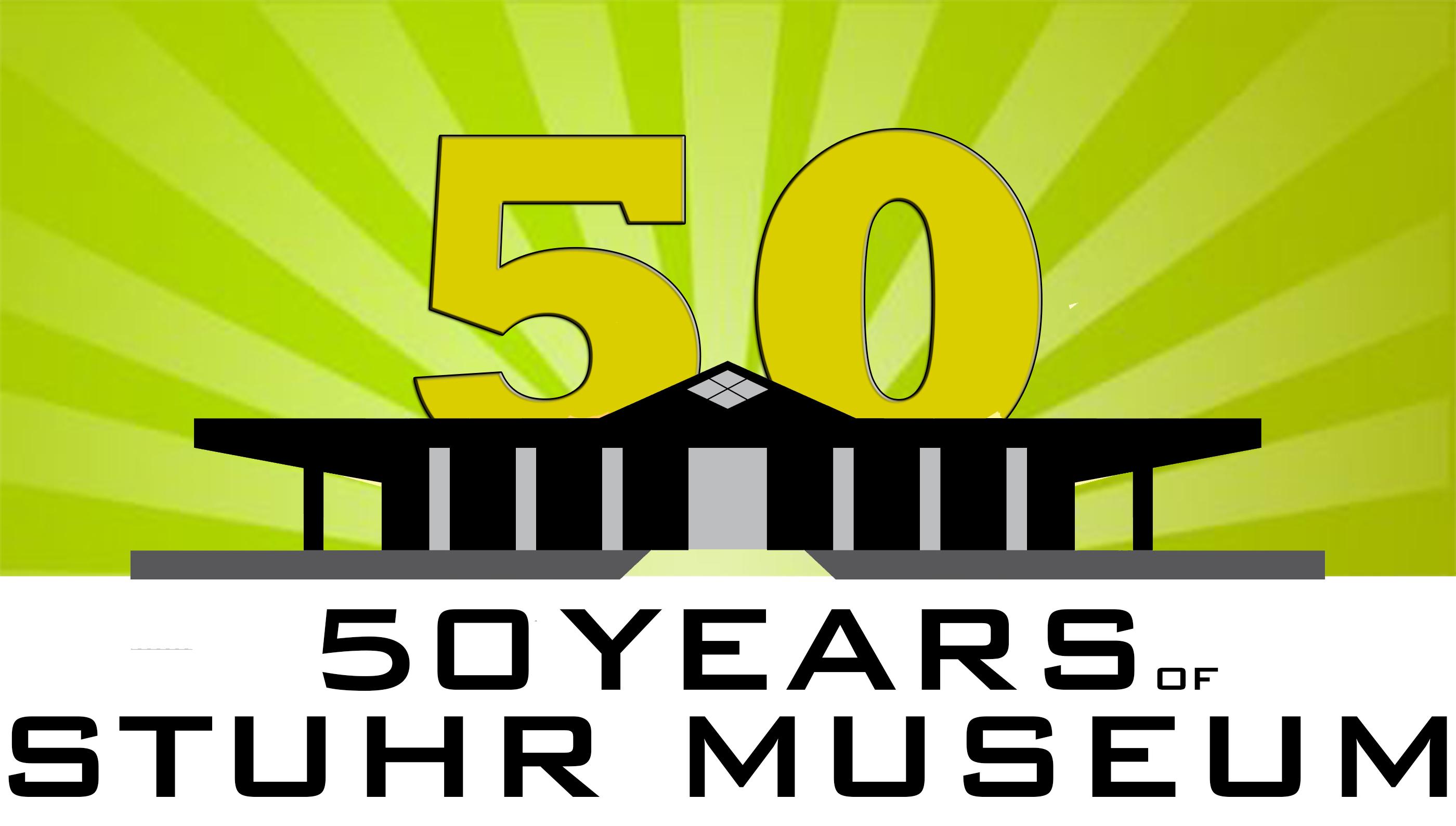 50 Years of Stuhr Museum