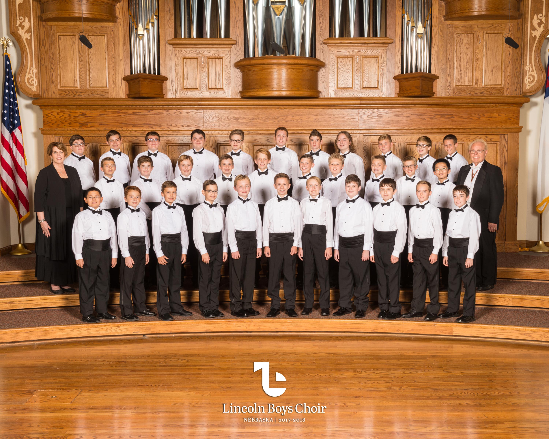 Chorale Formal Uniform