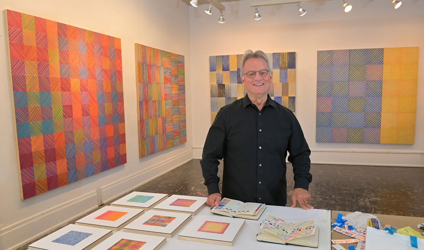 Jerome Hershey marks four decades of art-making in Lancaster County with new book 'Paintings: 2006-2021'