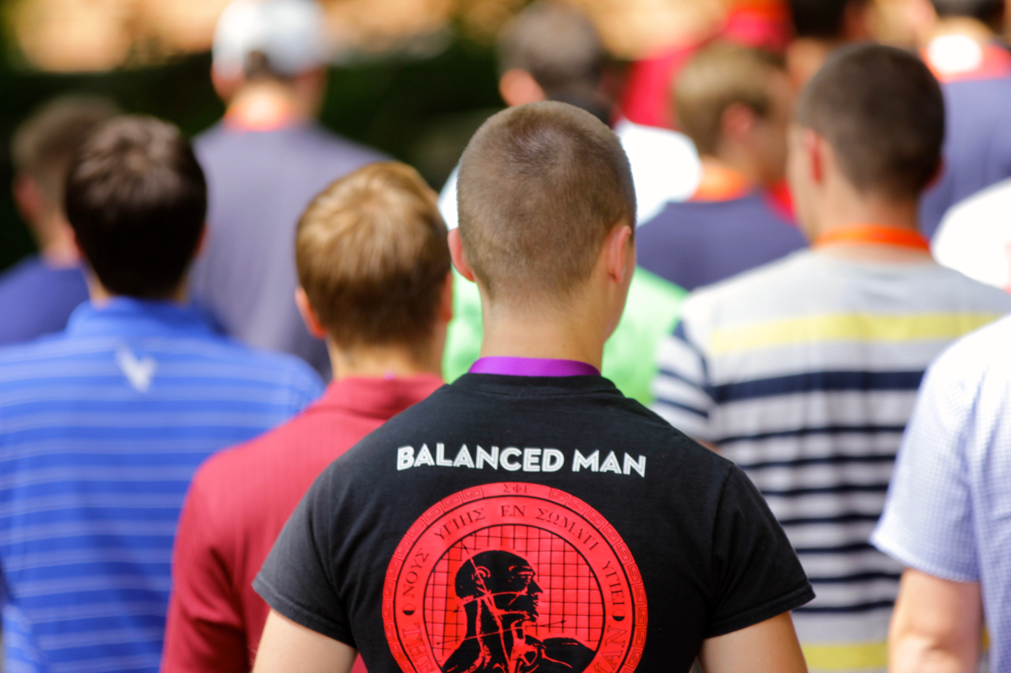 The Balanced Man Program