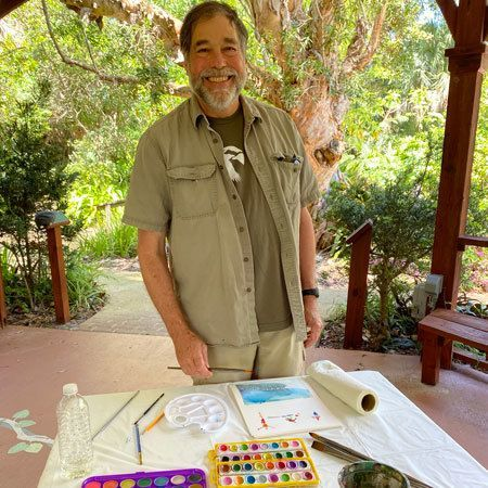 Watercolor Painting with Robin Weiss