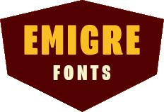 Emigre Fonts®
