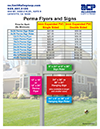 Allegro Perma Flyer & Sign Pricing