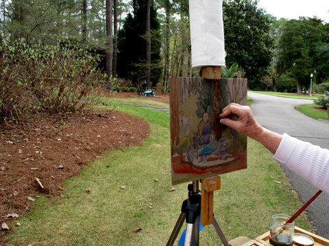 Meet the Artists - Plein Air Artists
