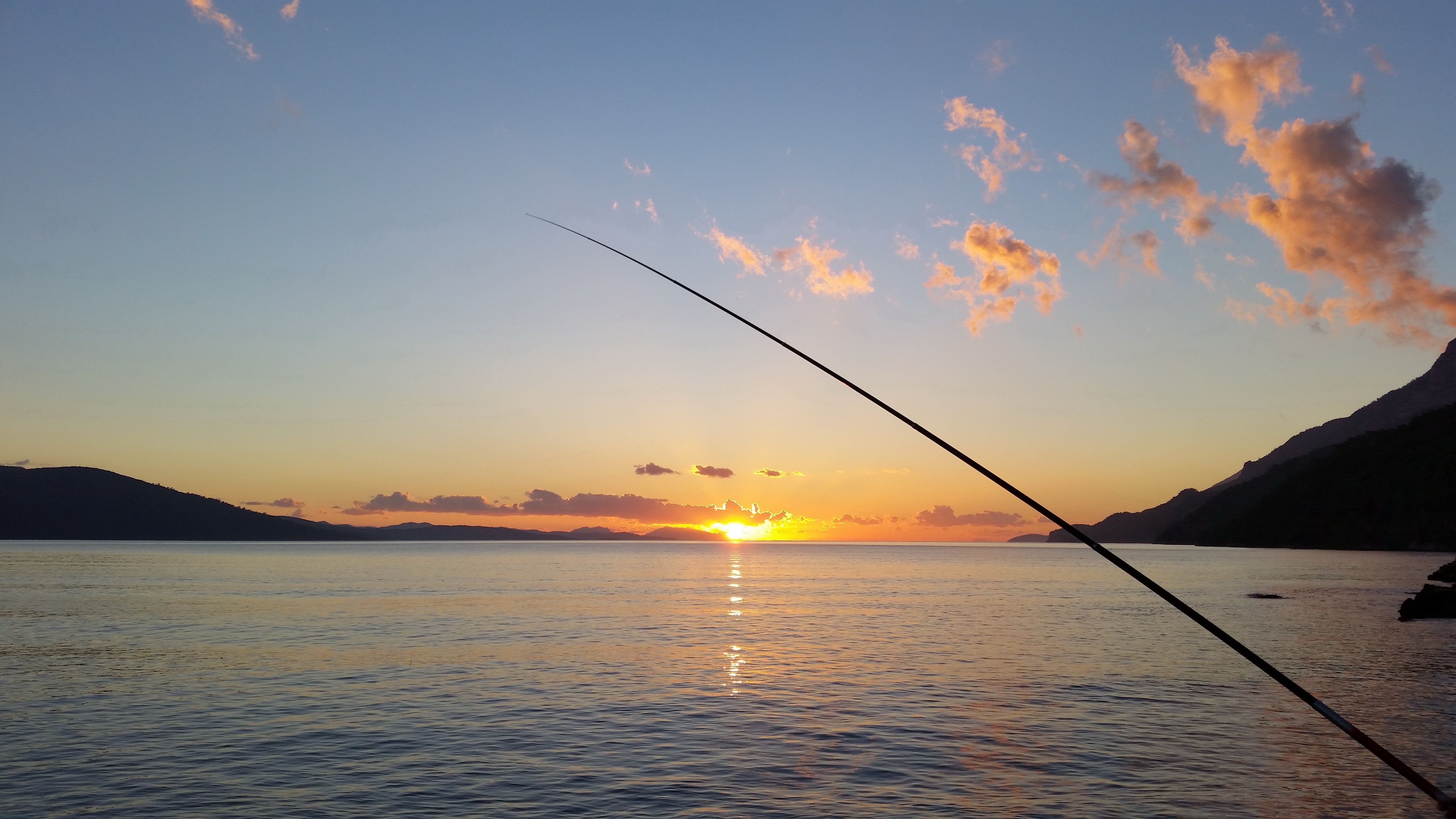 Fishing Cures the Soul