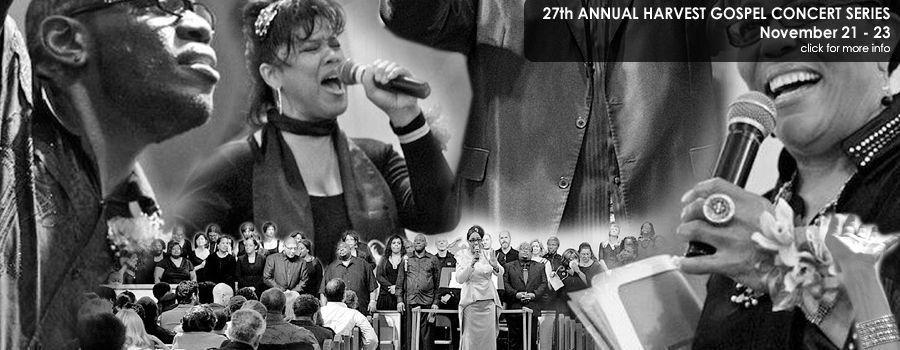 Join the 2021 Harvest Gospel