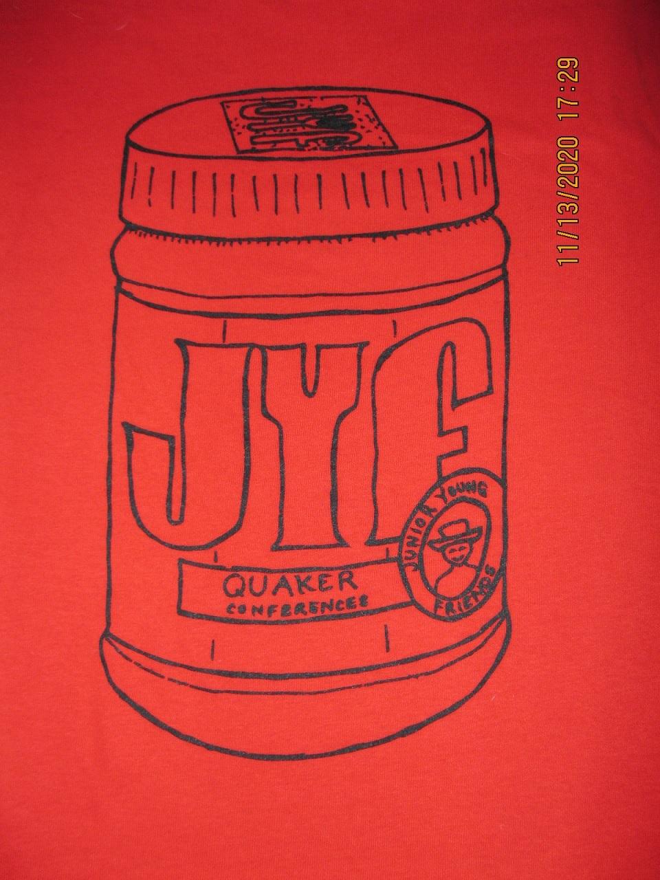 JYF T-Shirt (Red)