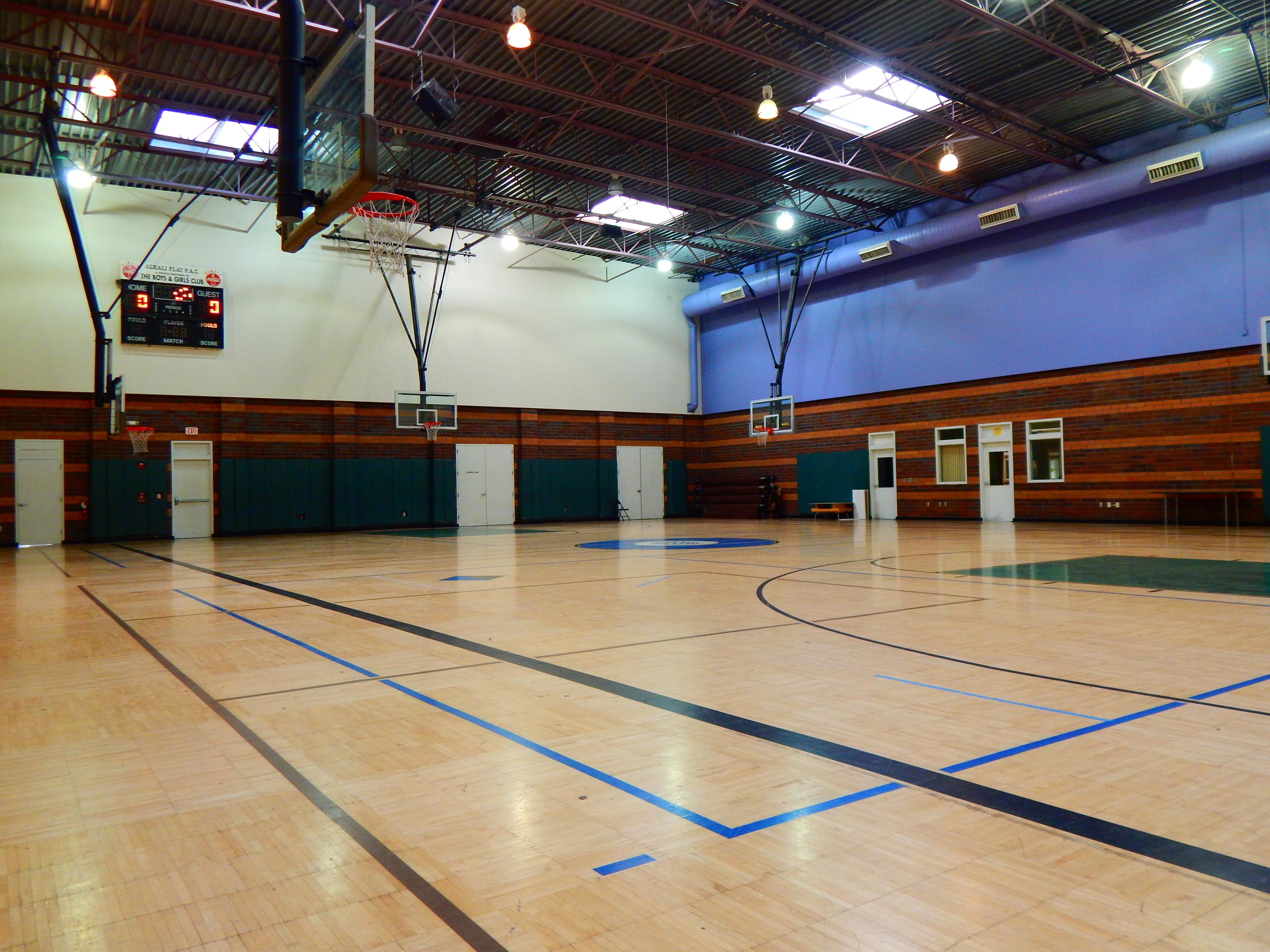 Raley Gymnasium