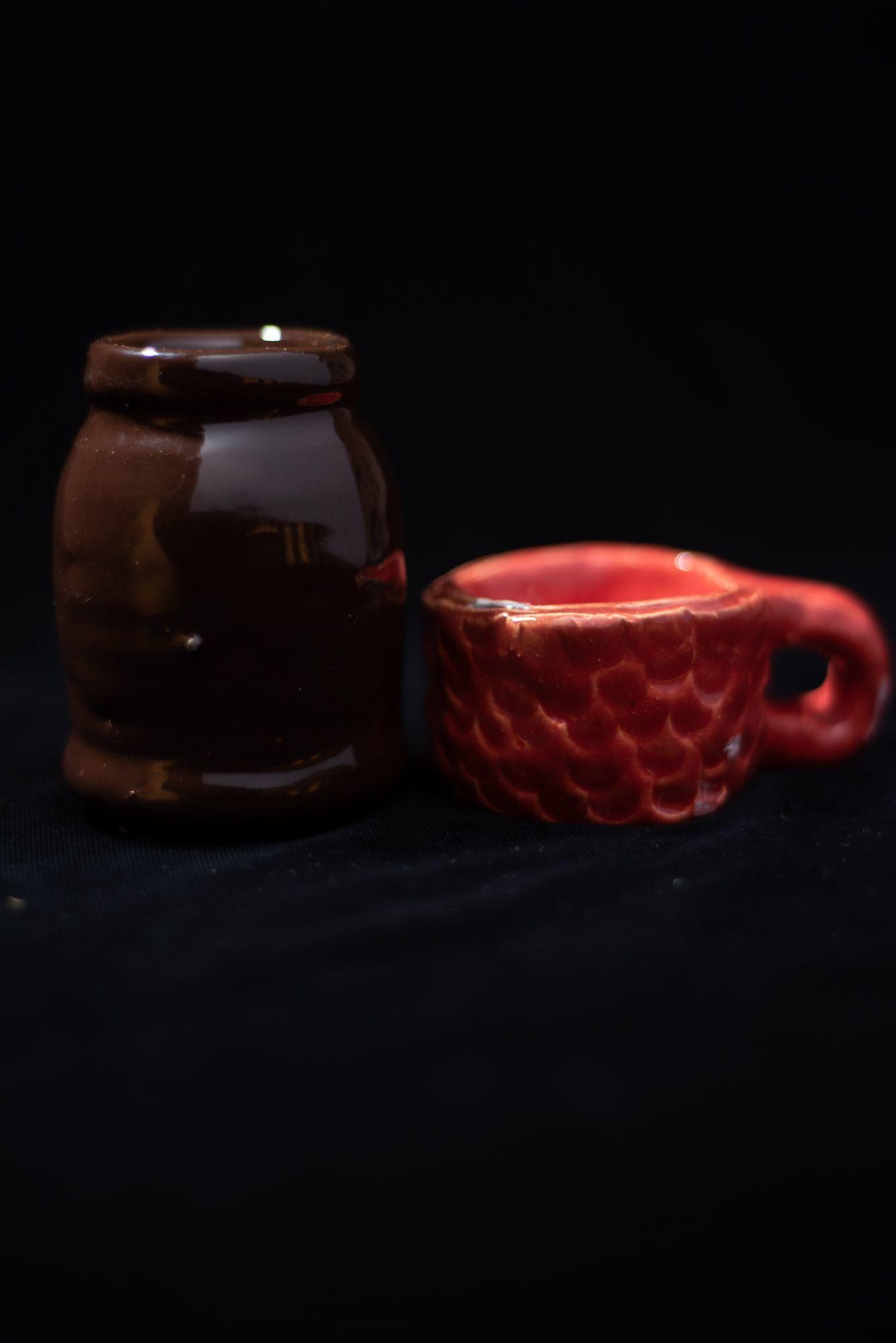 Ilse Dippold - Pottery