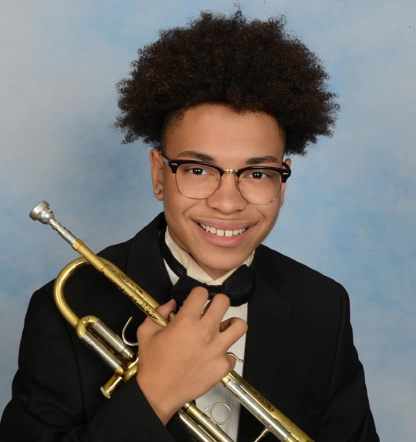 Jesdelson Vasquez, trumpet