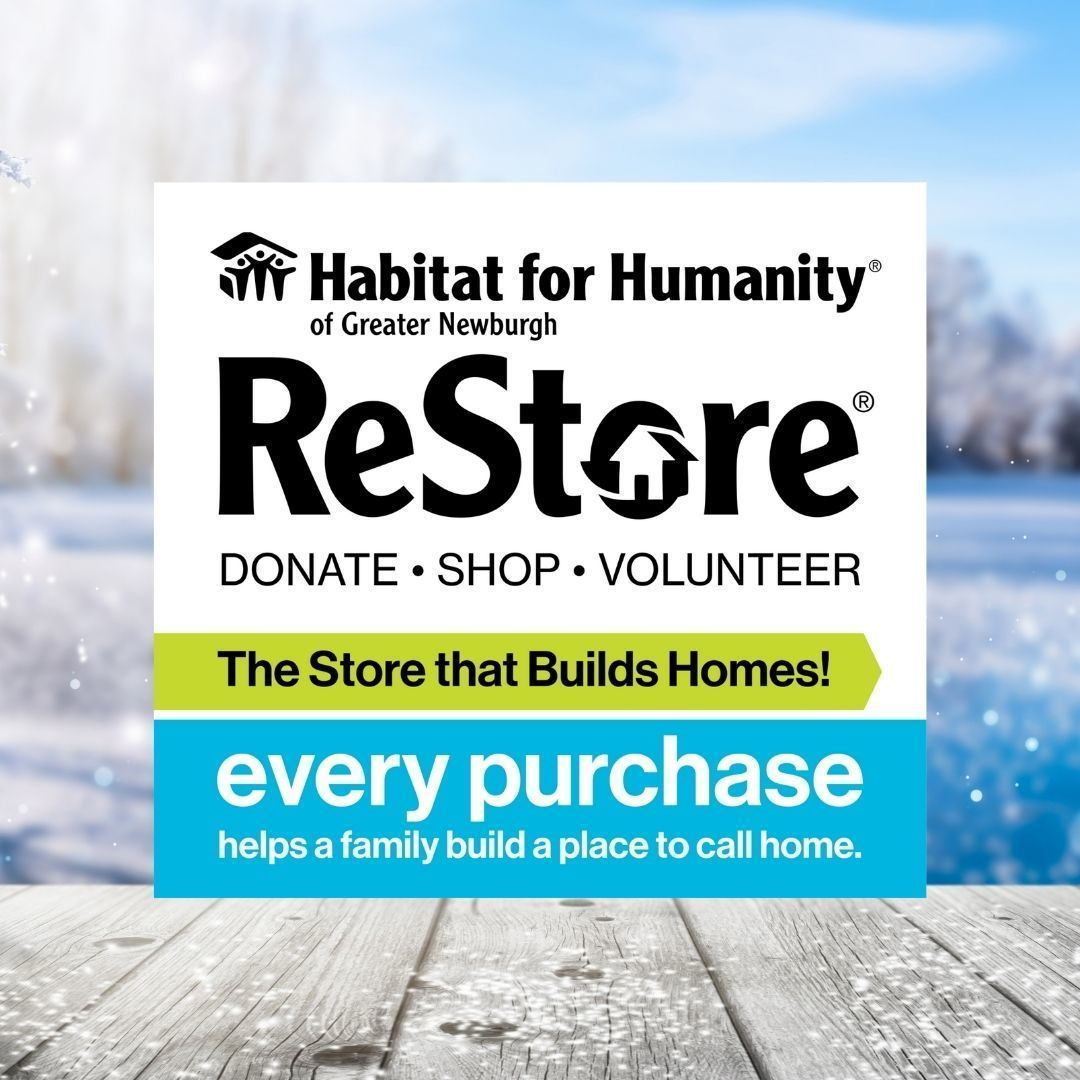 ReStore open for shopping & donation drop off!