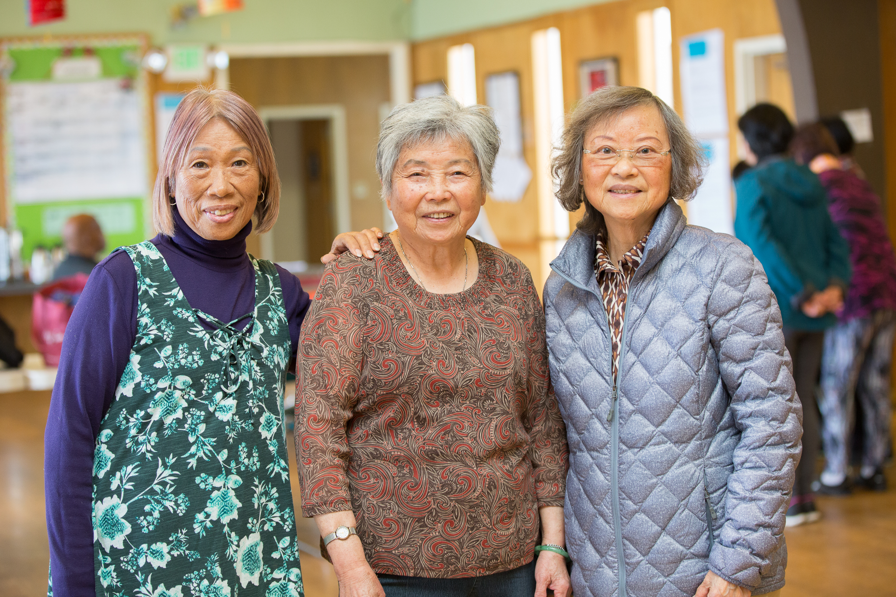 OMI Senior Center | San Francisco