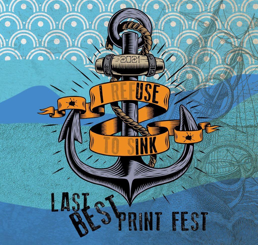 LAST BEST PRINT FEST