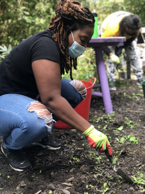 Prudential Financial Supports Food Security and Urban Farming Projects