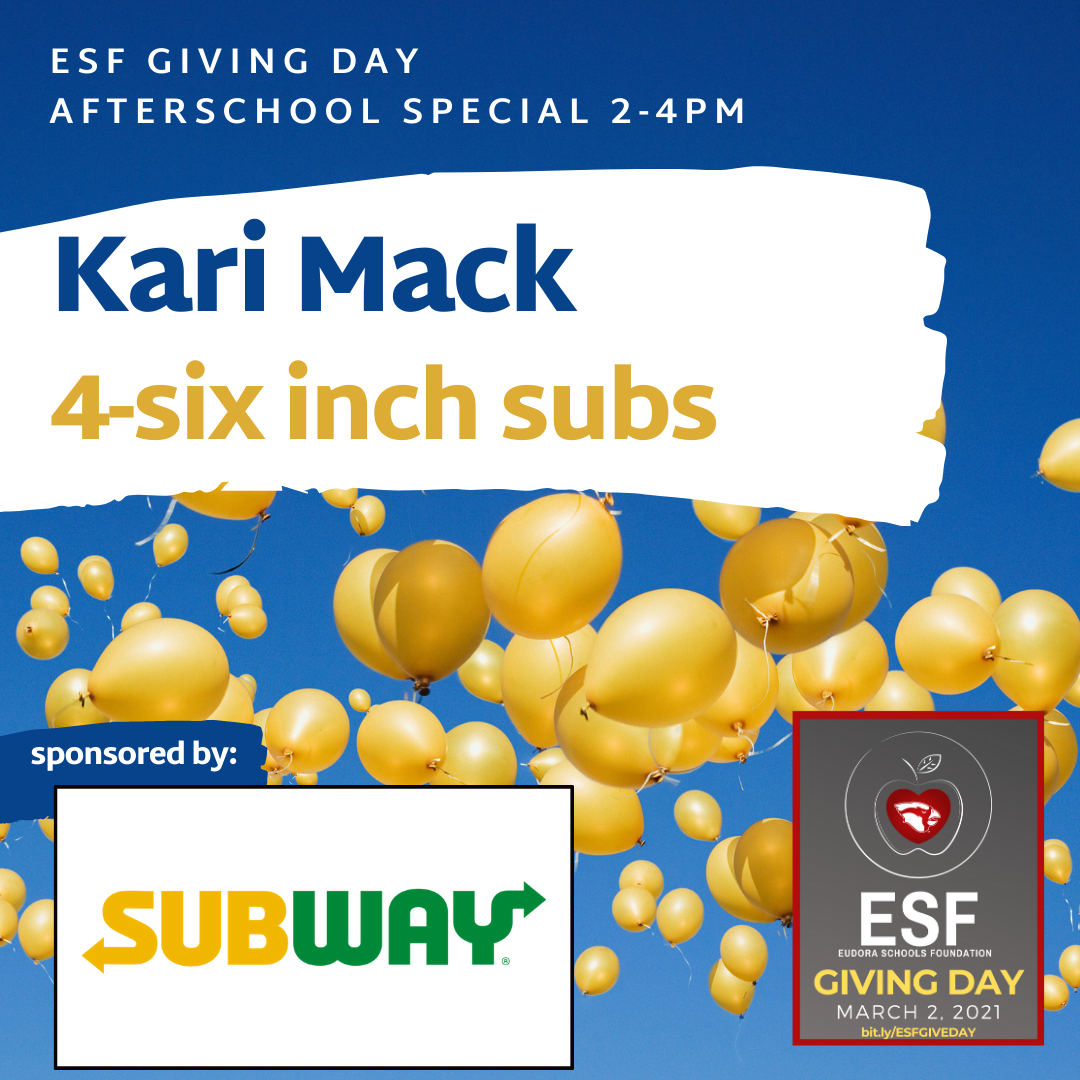 Afterschool Special - 4-six inch subs