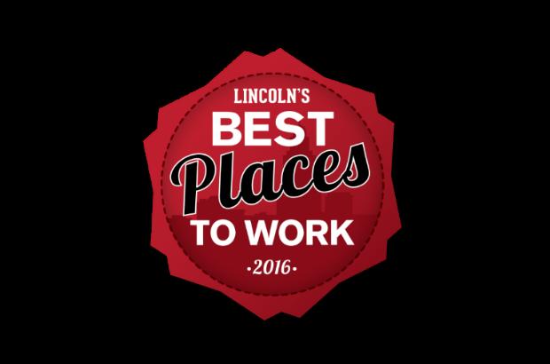 2016 Best Places to Work Award Recipient