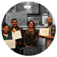 October Homebuyer Class Grads