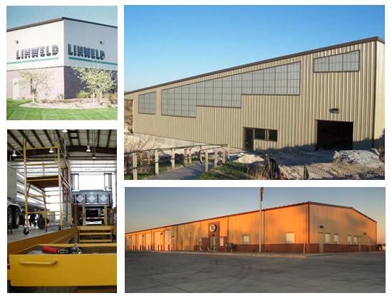Architectural Design Associates Portfolio Industrial