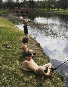 How to Find a Pond's Best Fishing Spots