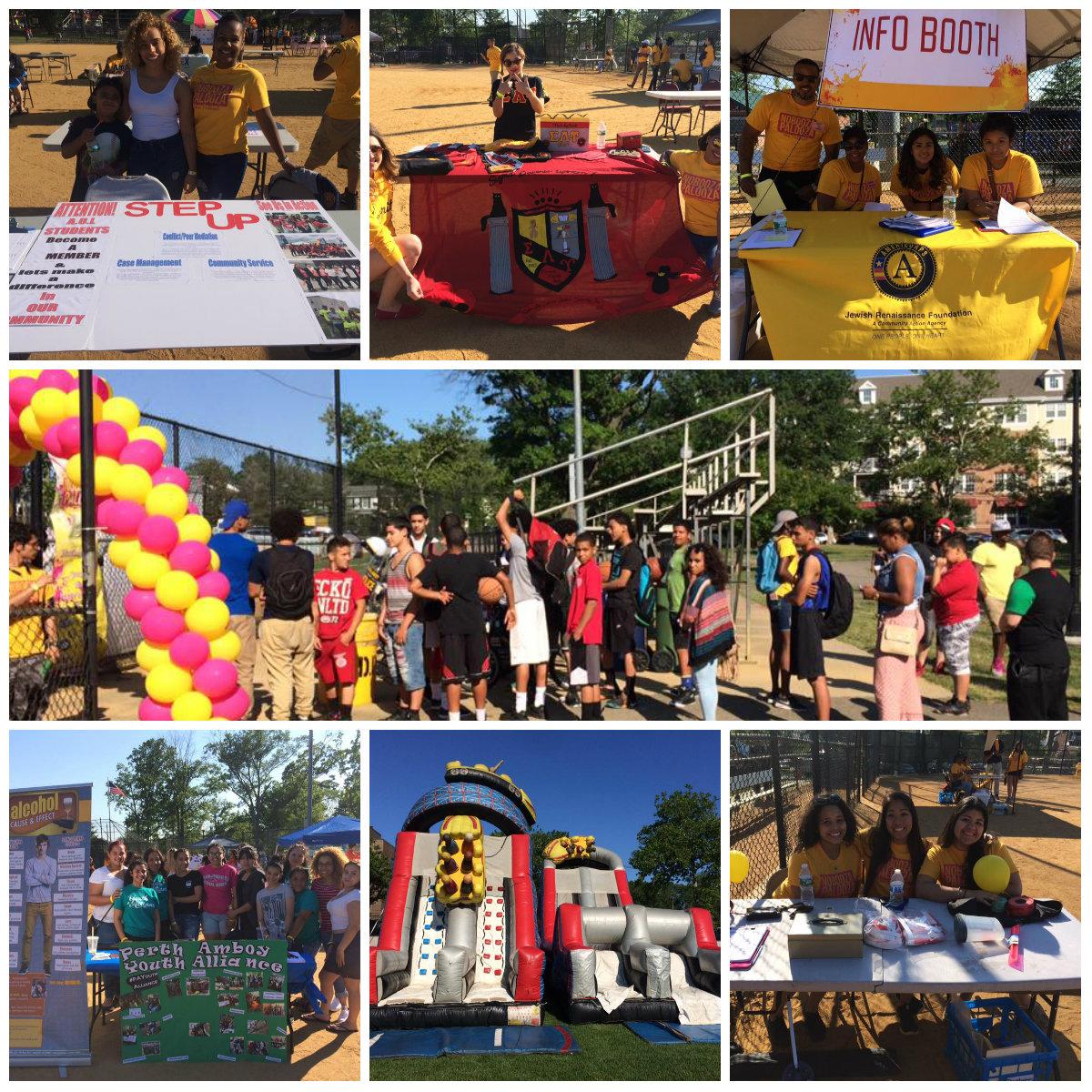 No Booza Palooza Teen Festival 2016