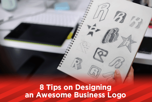 8 Tips on Designing an Awesome Business Logo