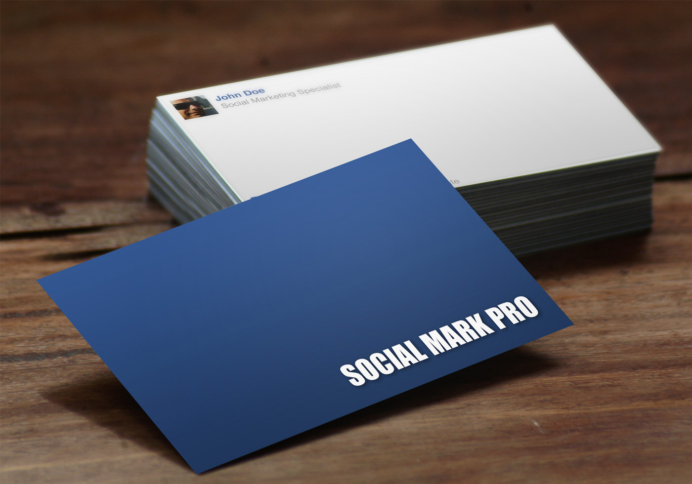 3.5 x 2 16pt High Gloss Business Card