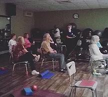 Senior Strength & Yoga