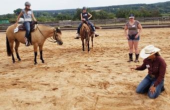 Natural Horsemanship Program Offers International Opportunities