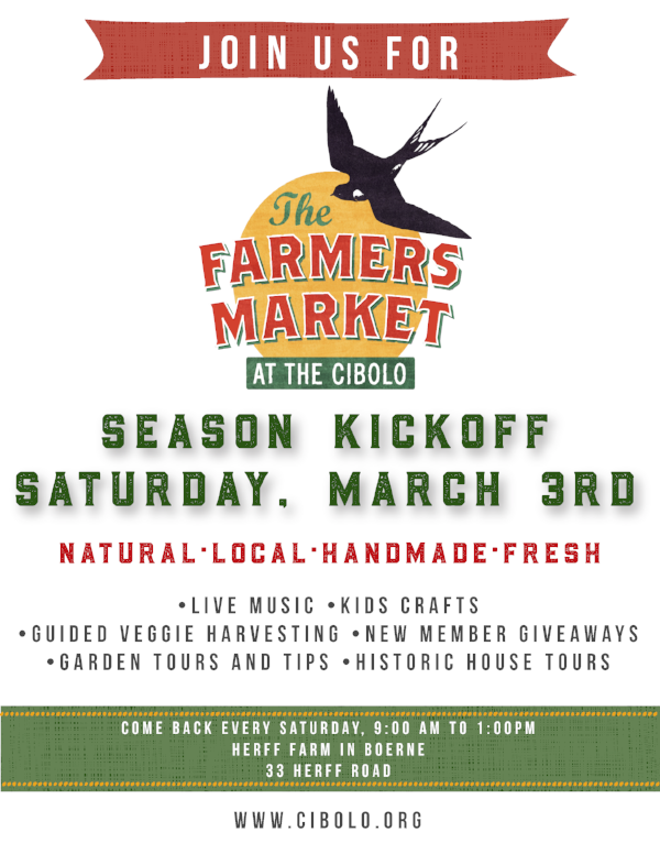 FARM: Farmer's Market at the Cibolo reopens