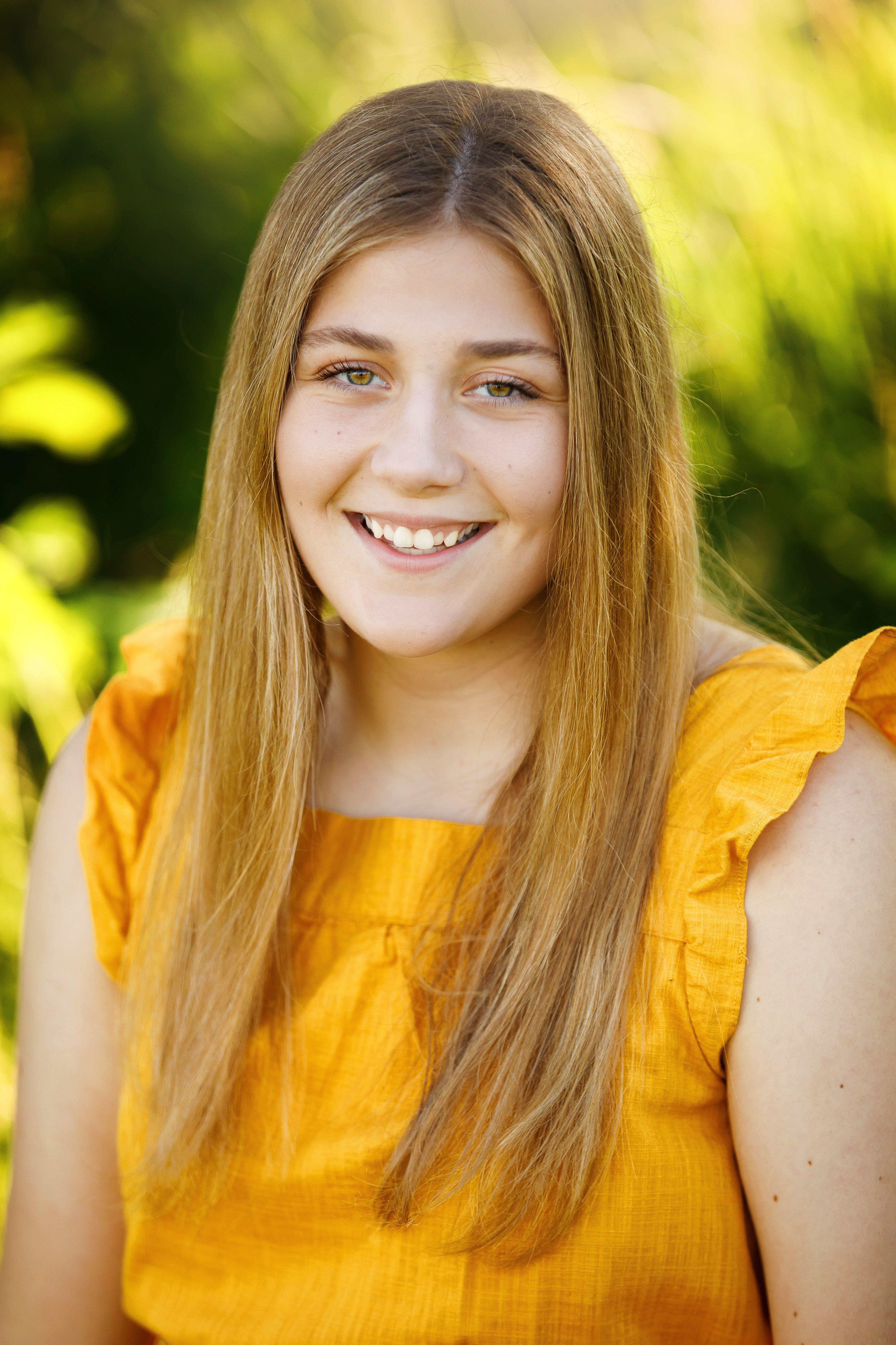 Class of 2020 Senior Spotlight - Hannah Frost