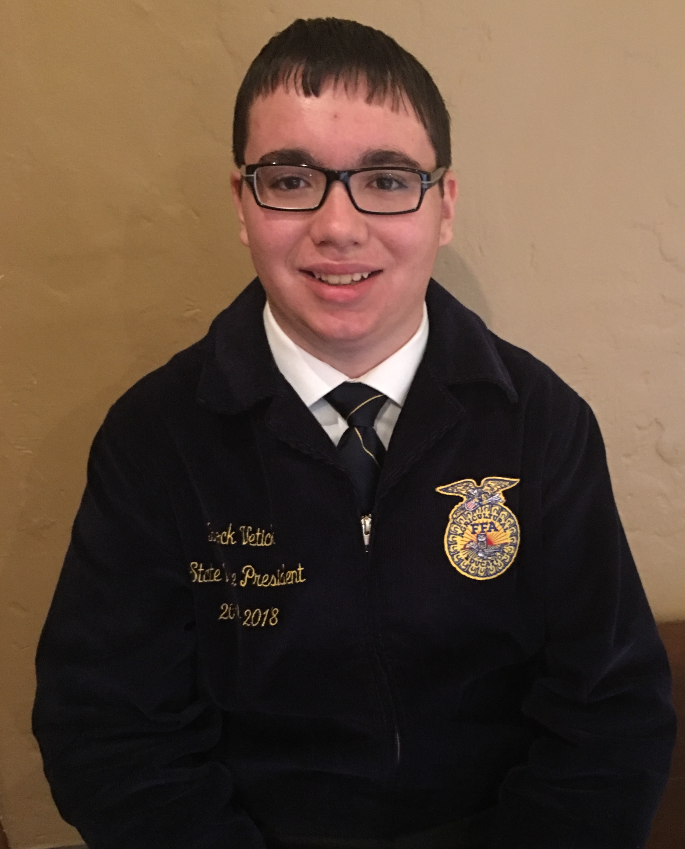 Meet Your 2017-18 State Officer: Brock Vetick