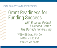 VIDEO LINK: Grant Readiness for Funding Succcess