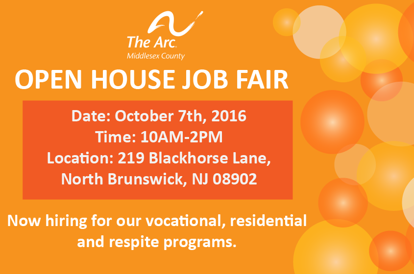 Open House Job Fair