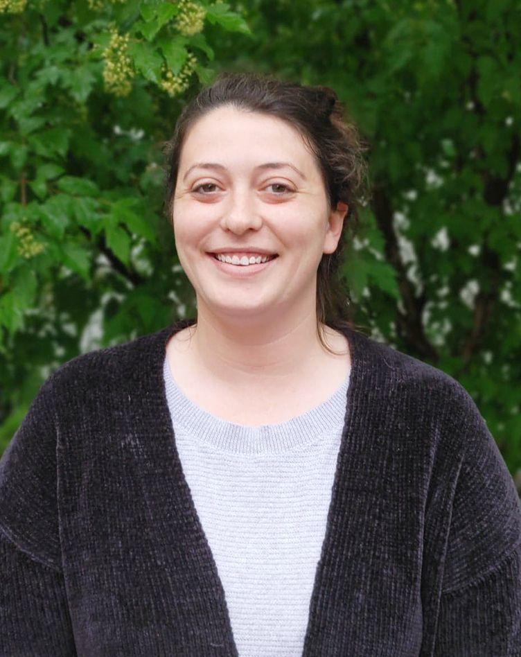 Hannah - Development Assistant and Volunteer Coordinator