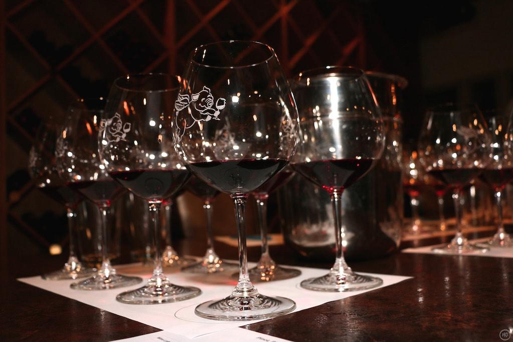 Vintner Competition Wine